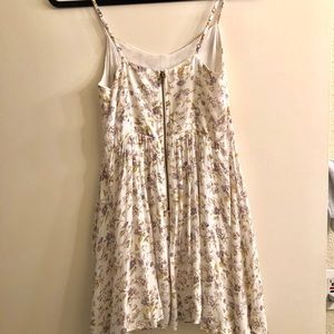 Lucca Couture Dresses - LUCCA COUTURE Floral Babydoll Dress in XS
